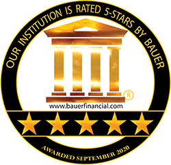 5-Star Rated Bank
